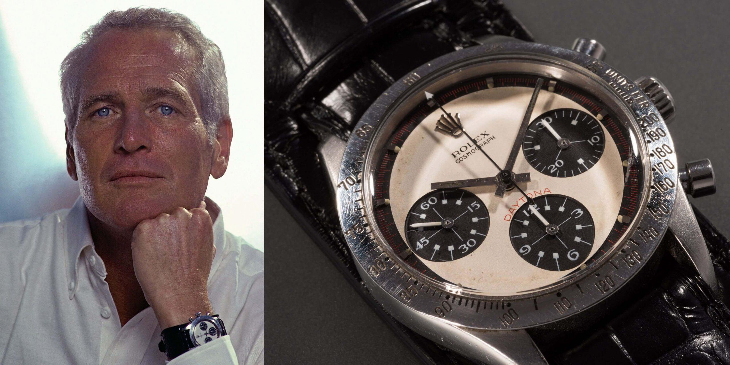 Paul Newman Daytona  | Wristwatches360