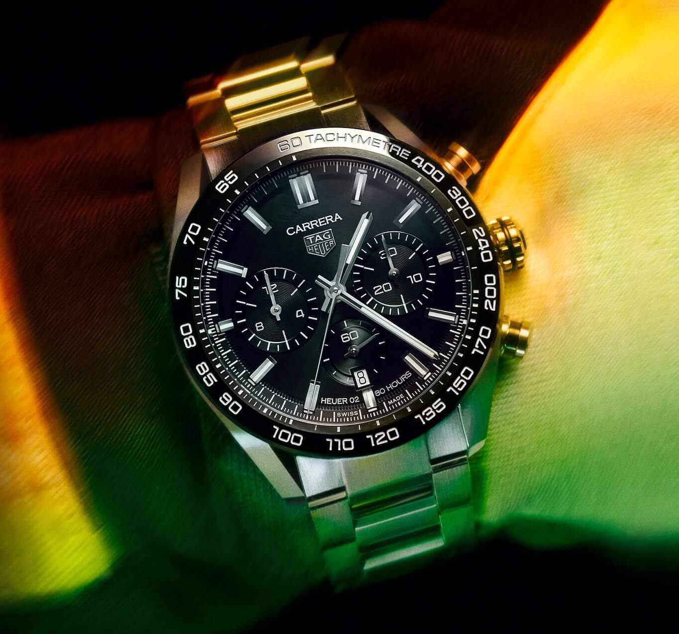 Tag Heuer Carrera Chronograph | Wristwatches360