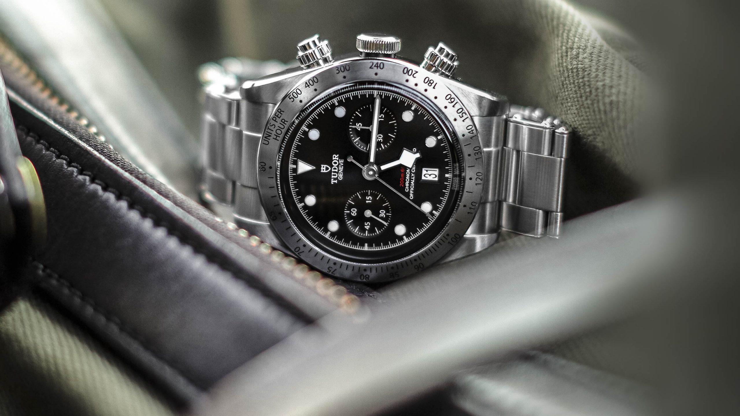 Tudor Black Bay Chrono | Wristwatches360