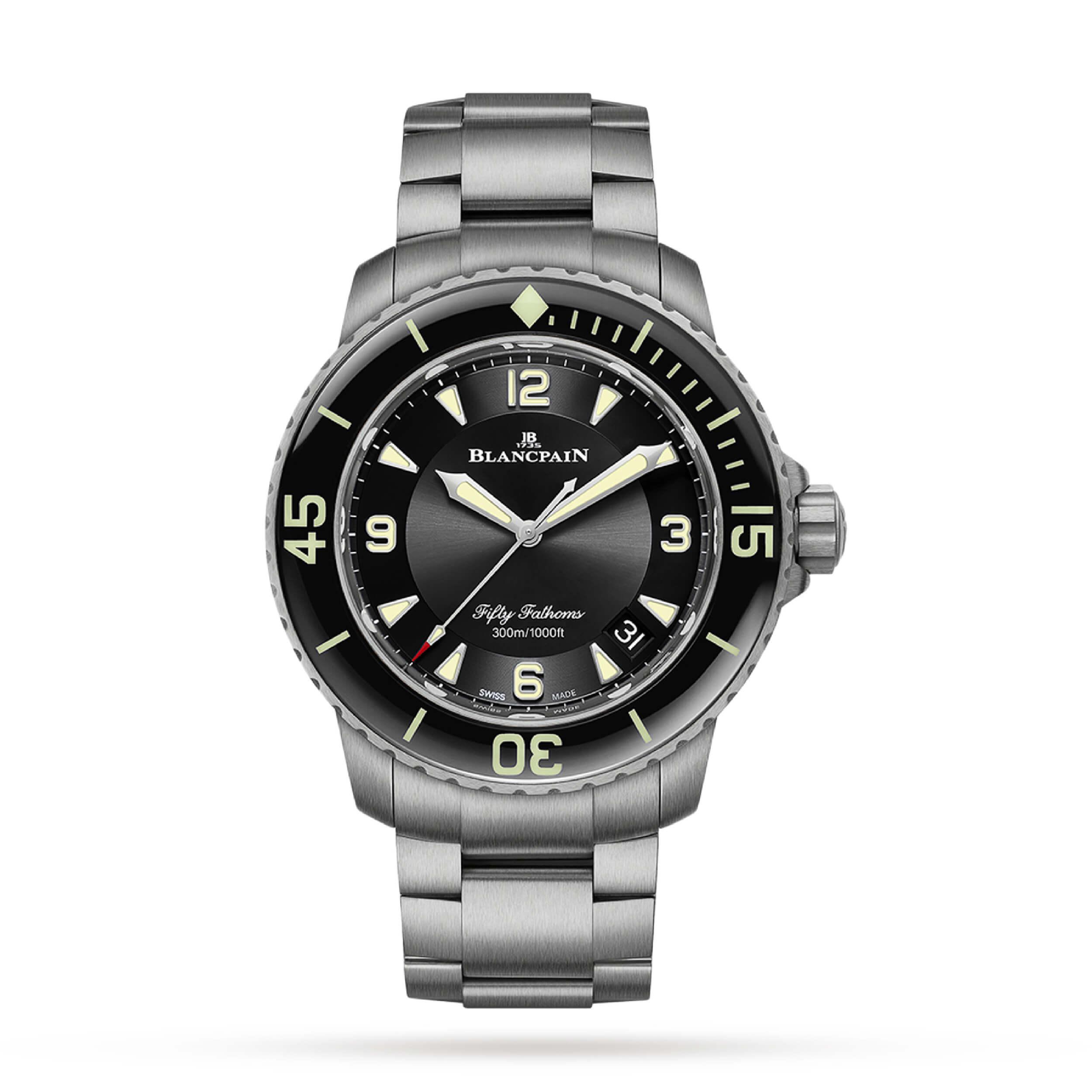 Blancpain Fifty Fathoms Automatique | Wristwatches360
