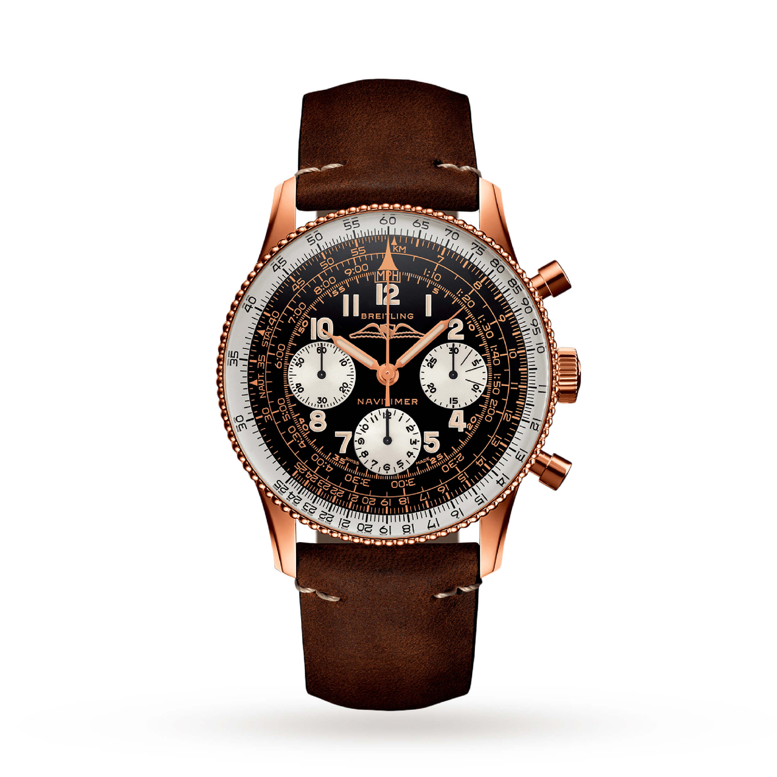 Breitling Navitimer 1959 Edition | 5 Iconic Luxury Pilot Watches