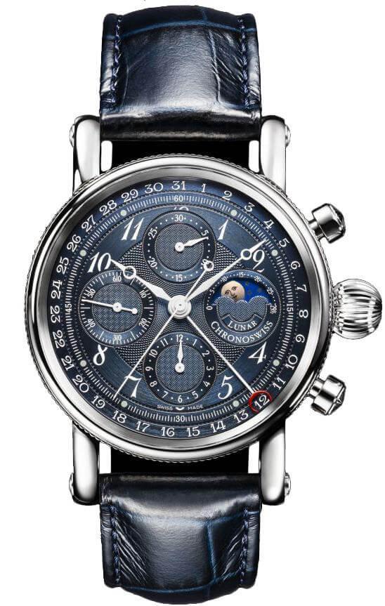 Chronoswiss Sirius Chronograph Moonphase | Wristwatches360