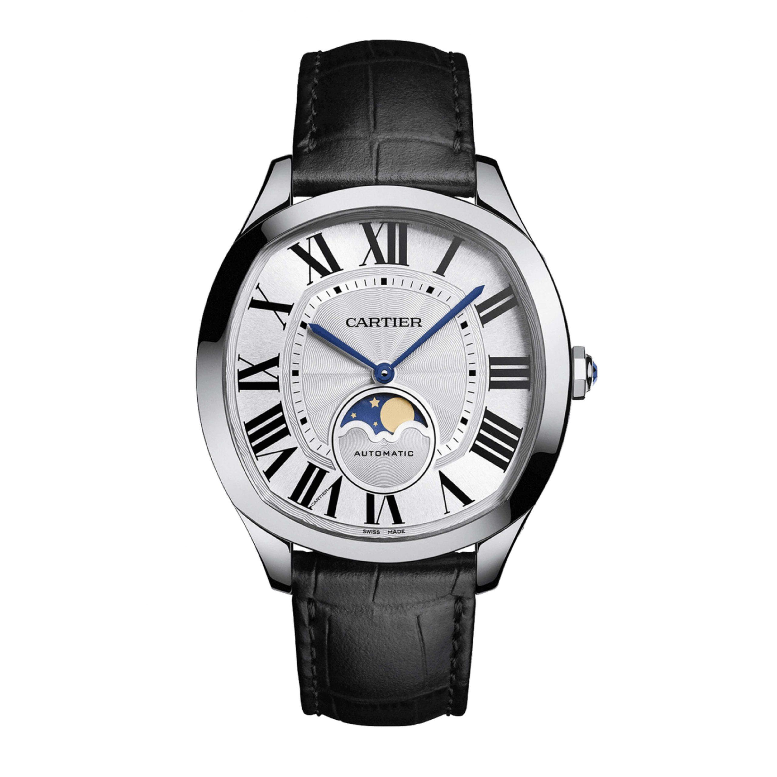 Drive de Cartier Moonphase | Wristwatches360