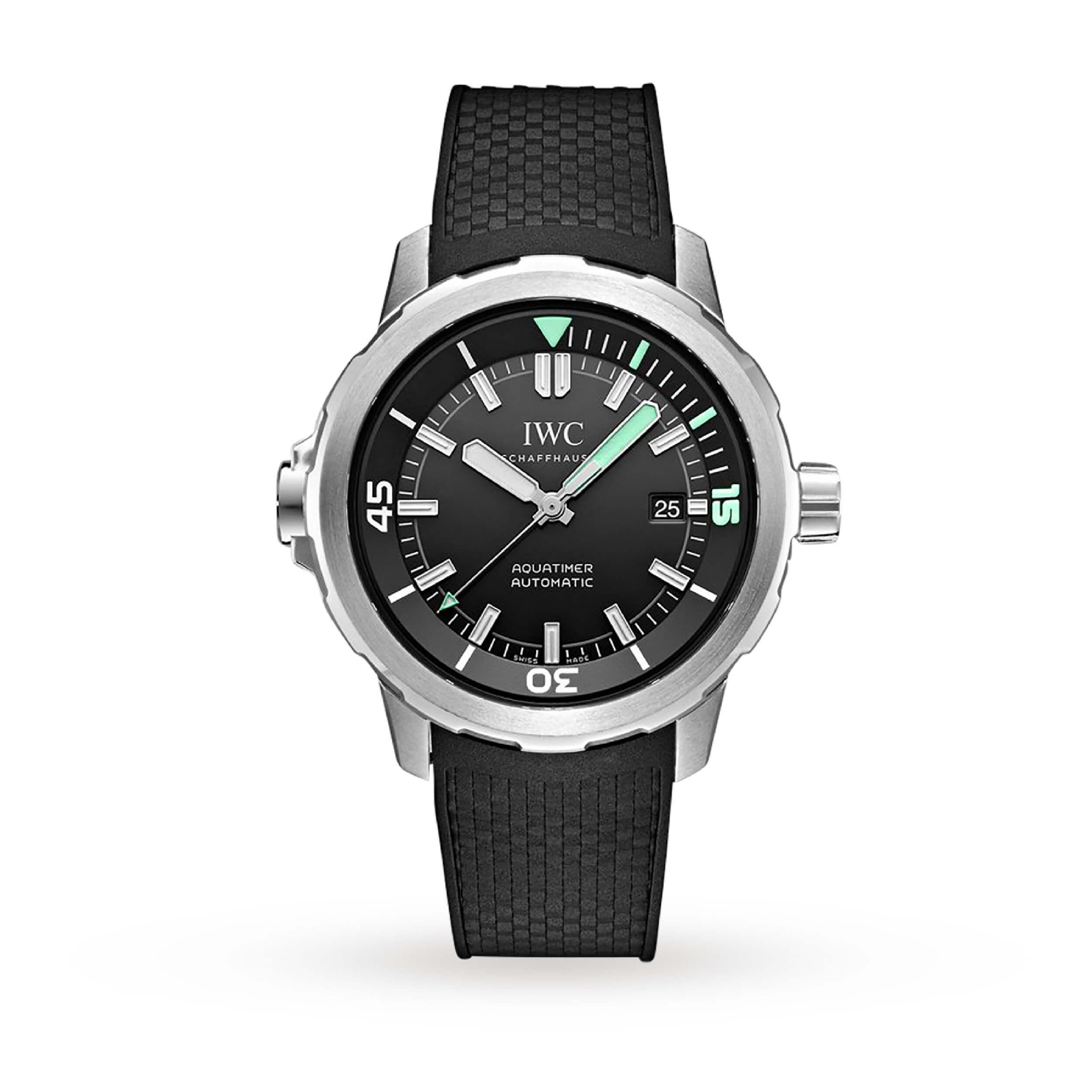 IWC Aquatimer Automatic | Wristwatches360