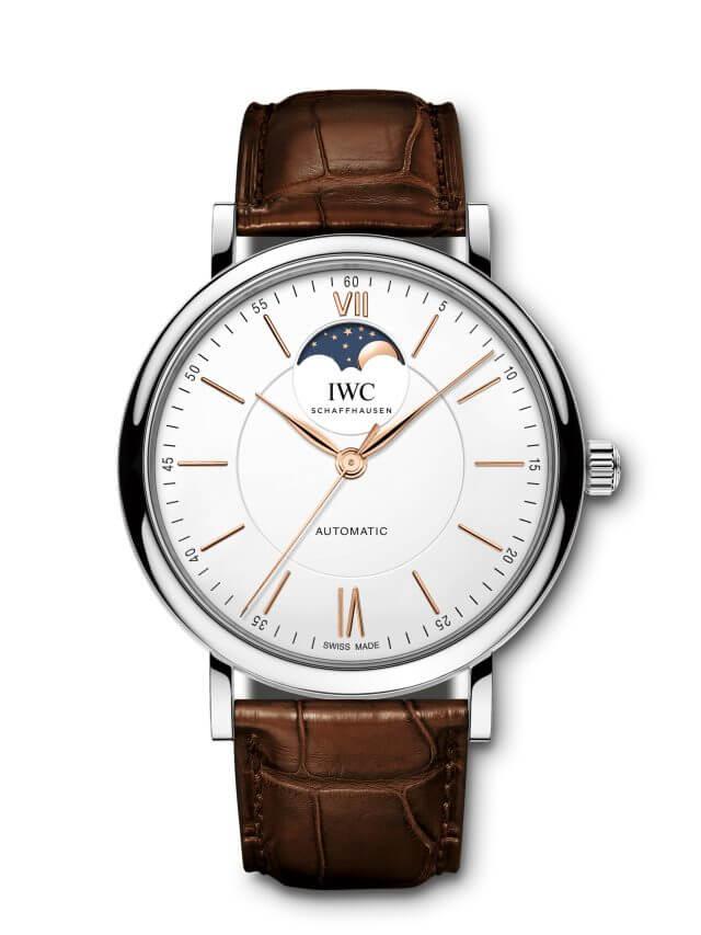 IWC Portofino Automatic Moonphase | Wristwatches360