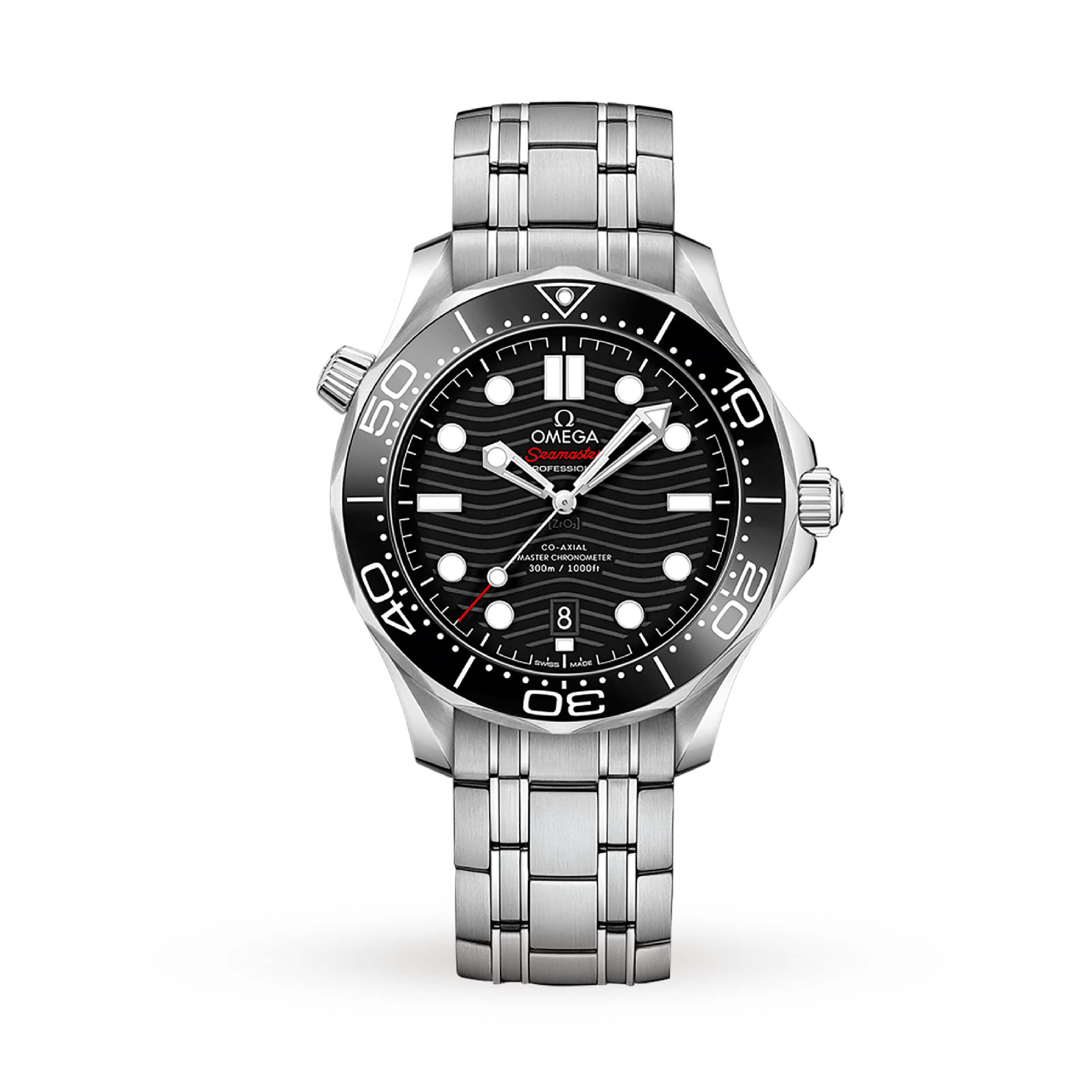 Omega Seamaster Diver 300m | Wristwatches360