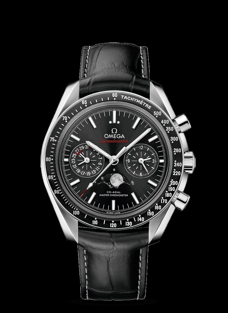 Omega Speedmaster Chronometer Moonphase Chronograph | Wristwatches360