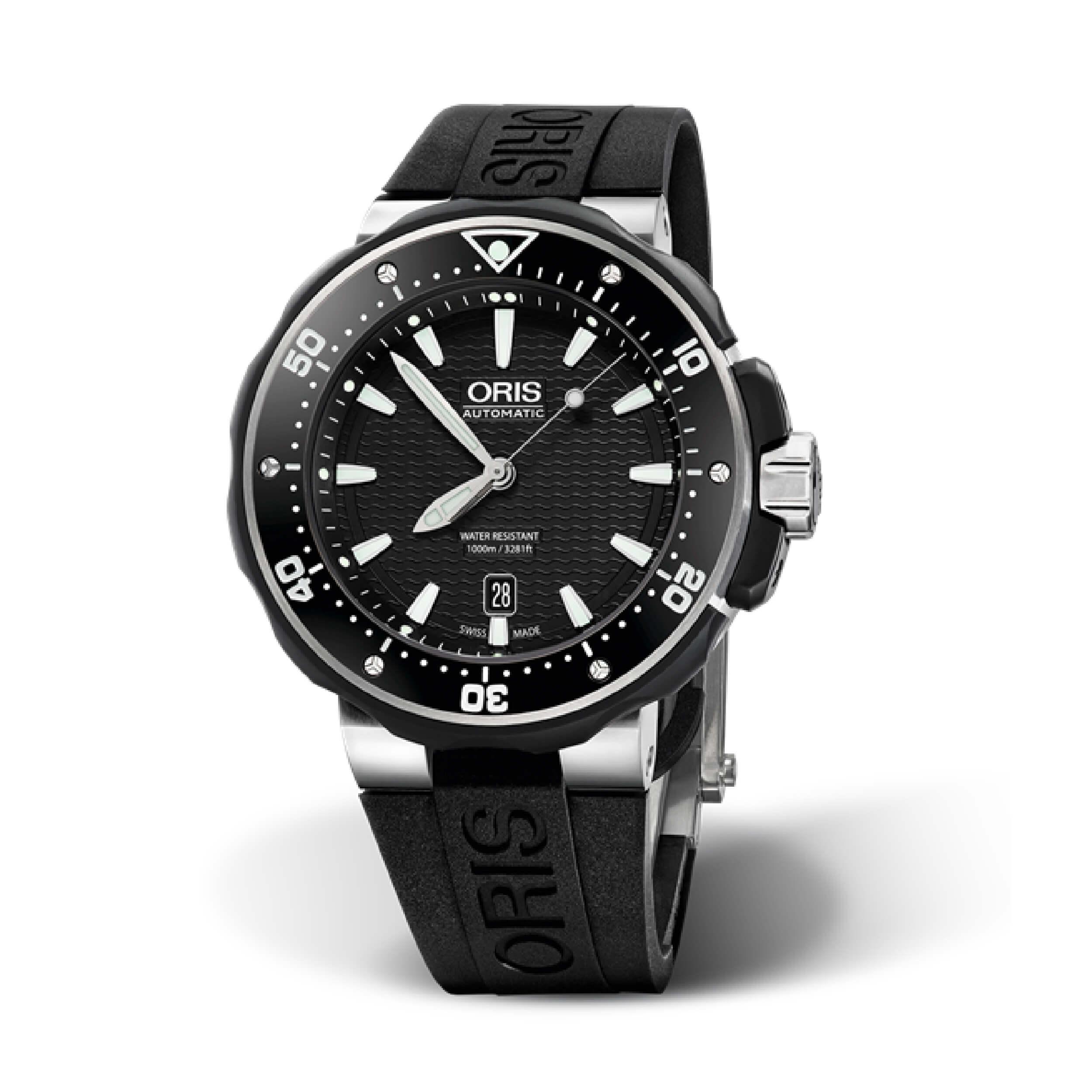 Oris ProDiver Date | Wristwatches360
