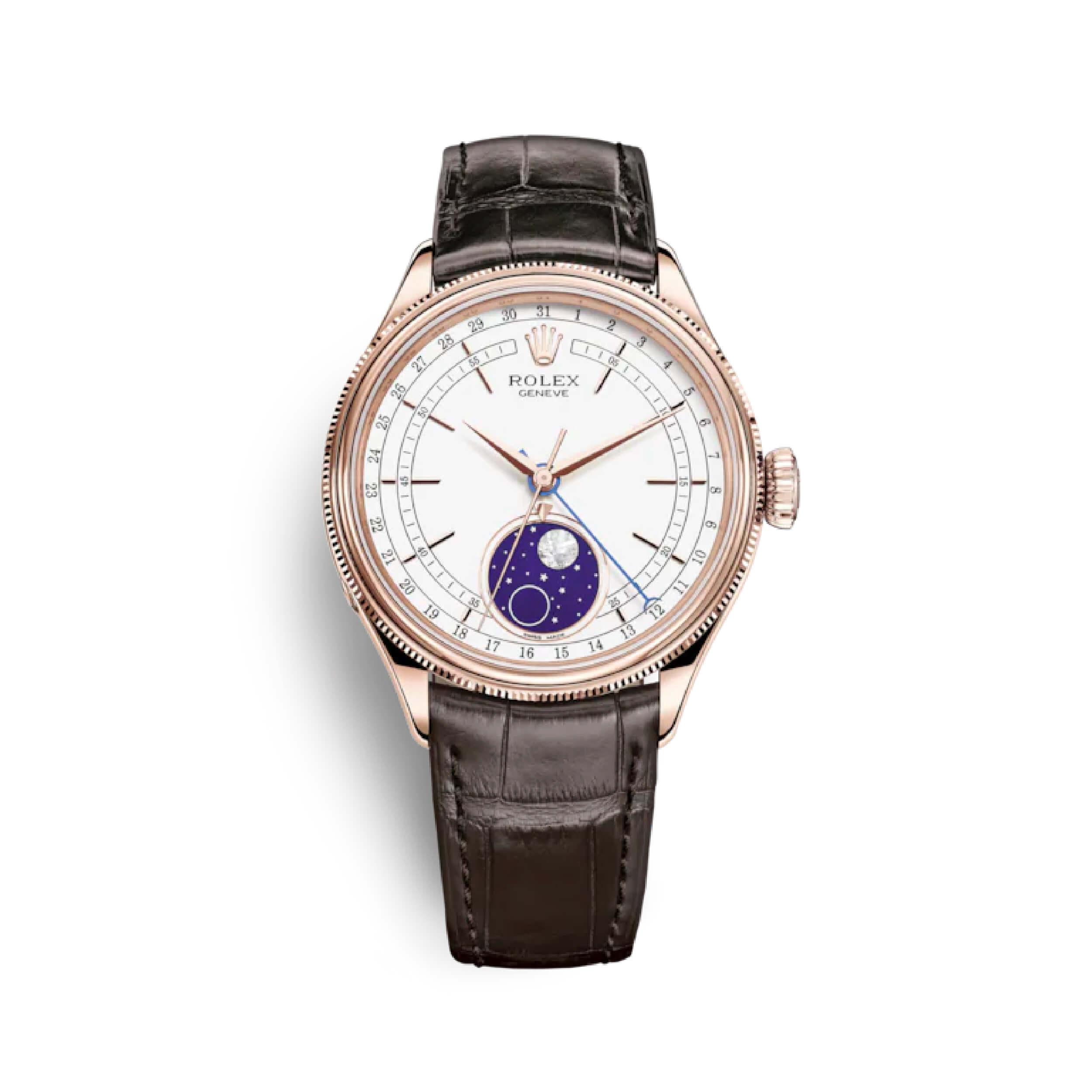Rolex Cellini Moonphase | Wristwatches360