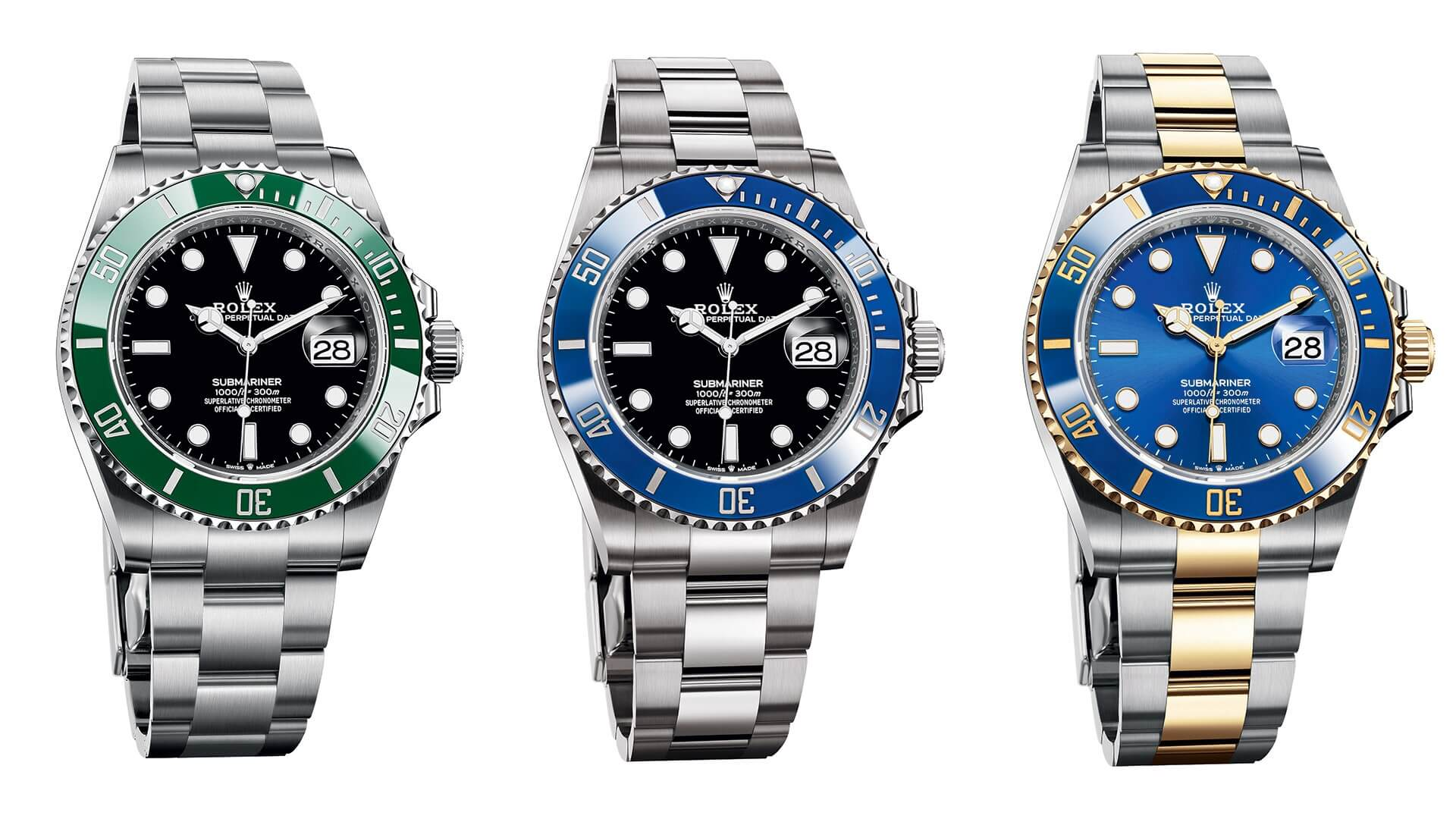 Rolex Submariner: Count up bezel | Wristwatches360