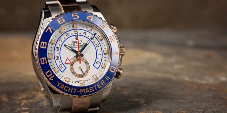 Rolex Yatch-Master I: Yatch timer | Wristwatches360
