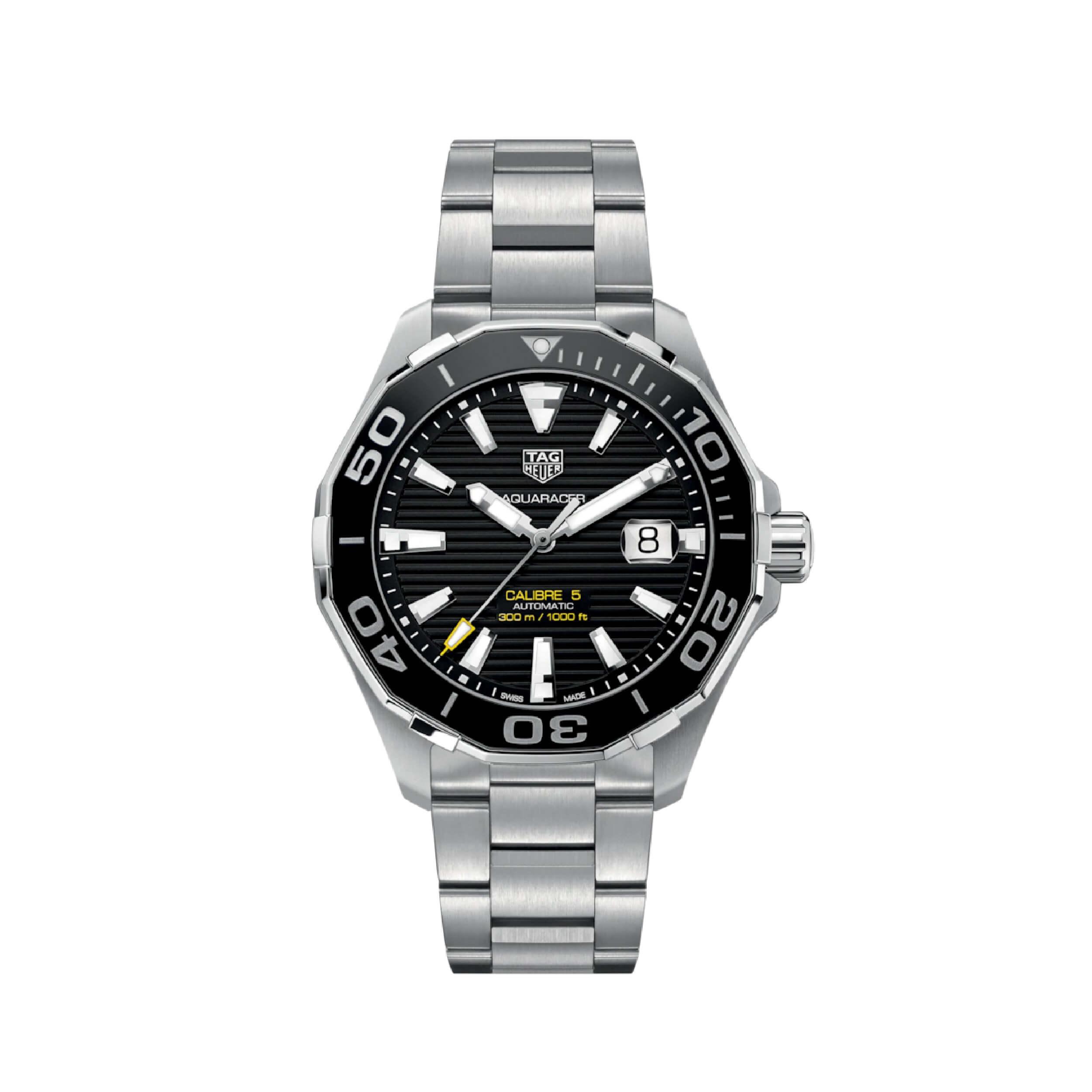 Tag Heuer Aquaracer Calibre 5 | Wristwatches360