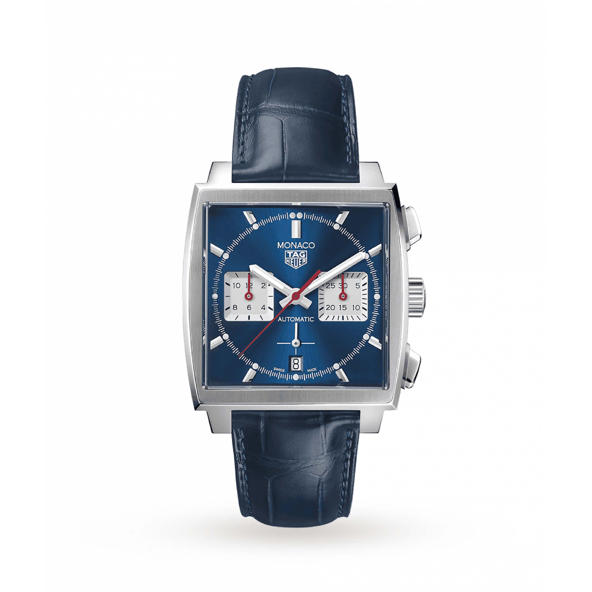Tag Heuer Monaco | Wristwatches360