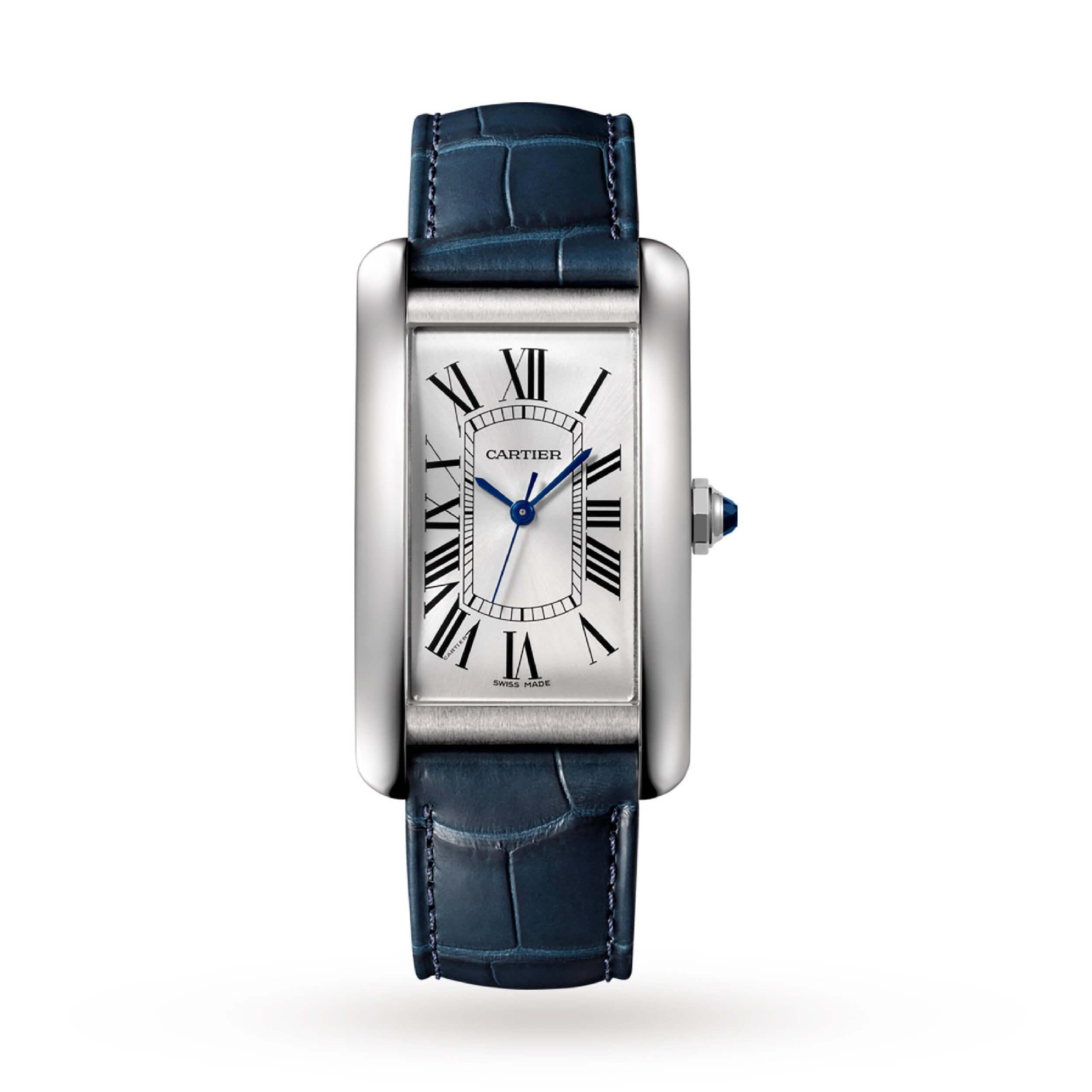 Cartier Tank Américaine | Wristwatches360