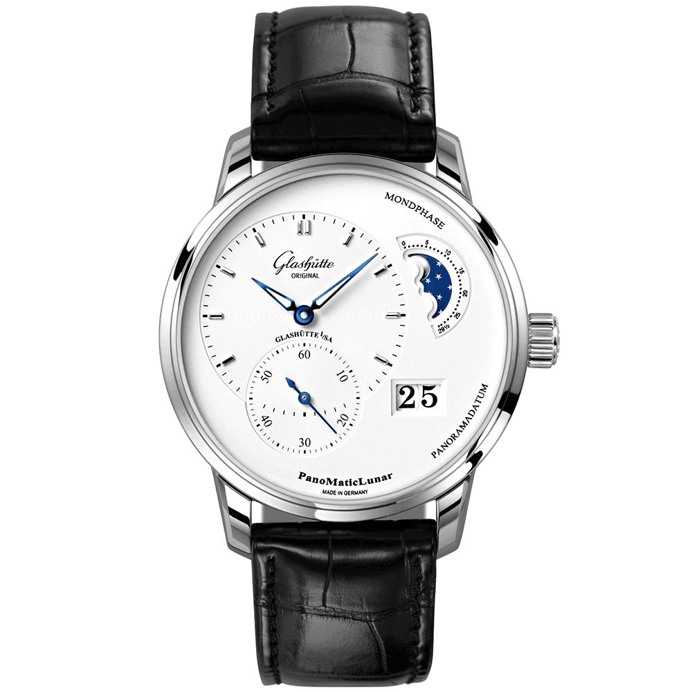Glashutte Original Panomaticlunar | Wristwatches360