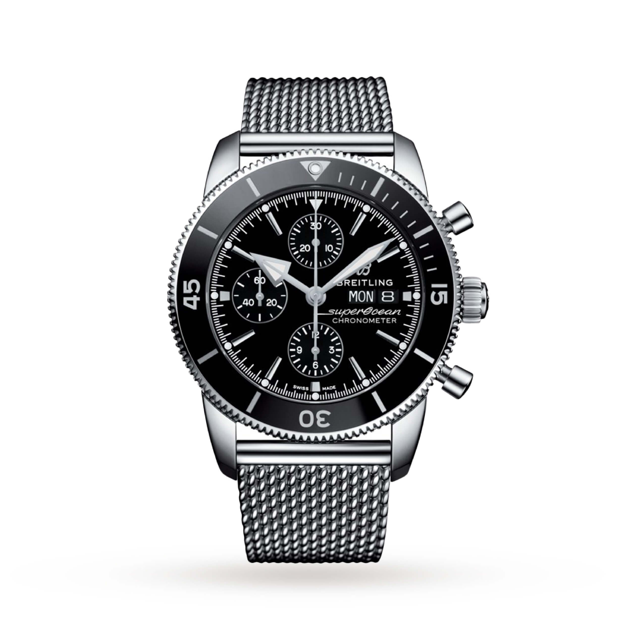 Breitling Superocean Héritage II Chronograph | Best Luxury Chronograph Watches 2021