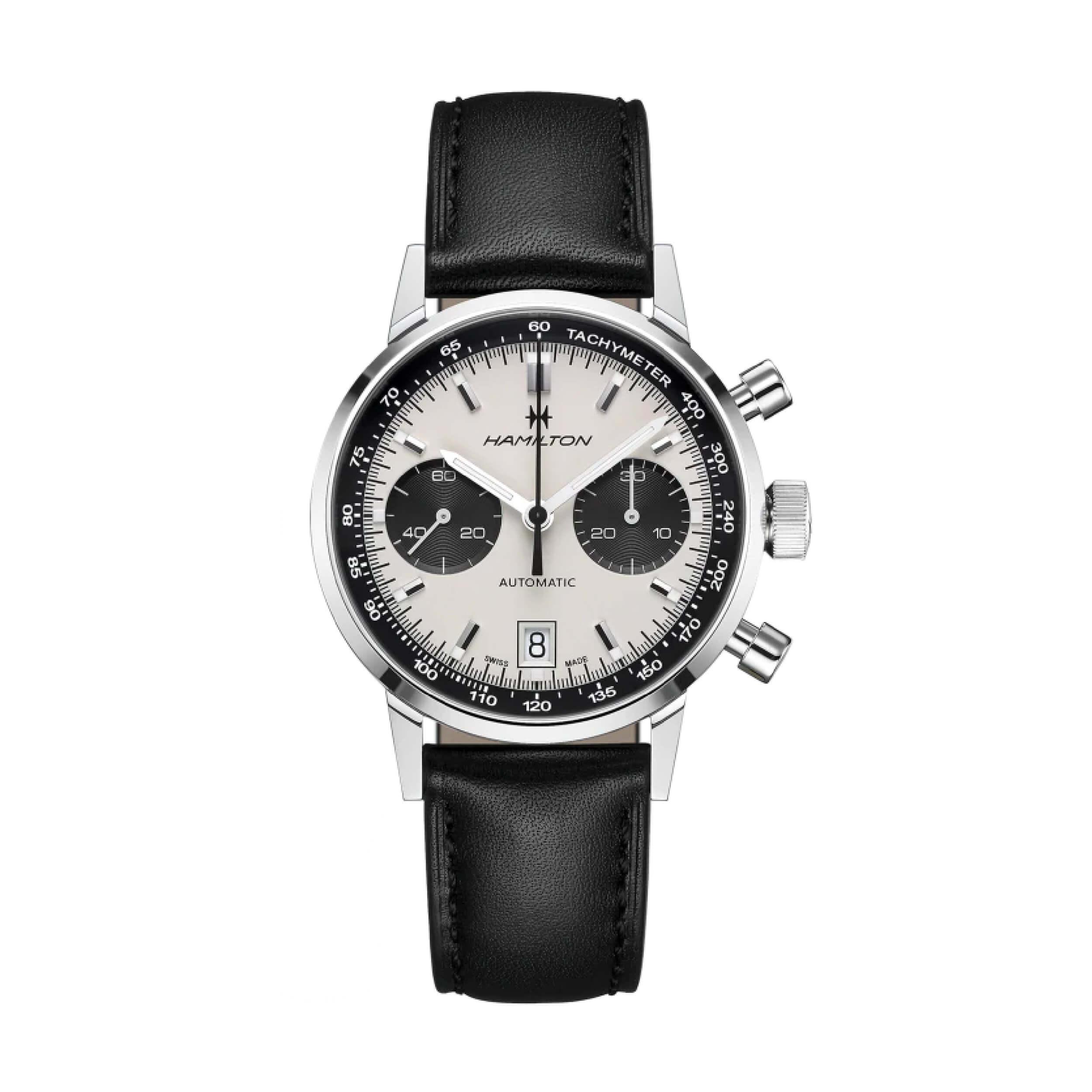 Hamilton American Classic Infra-Matic Auto Chrono | Best Chronograph Watches Under 2000
