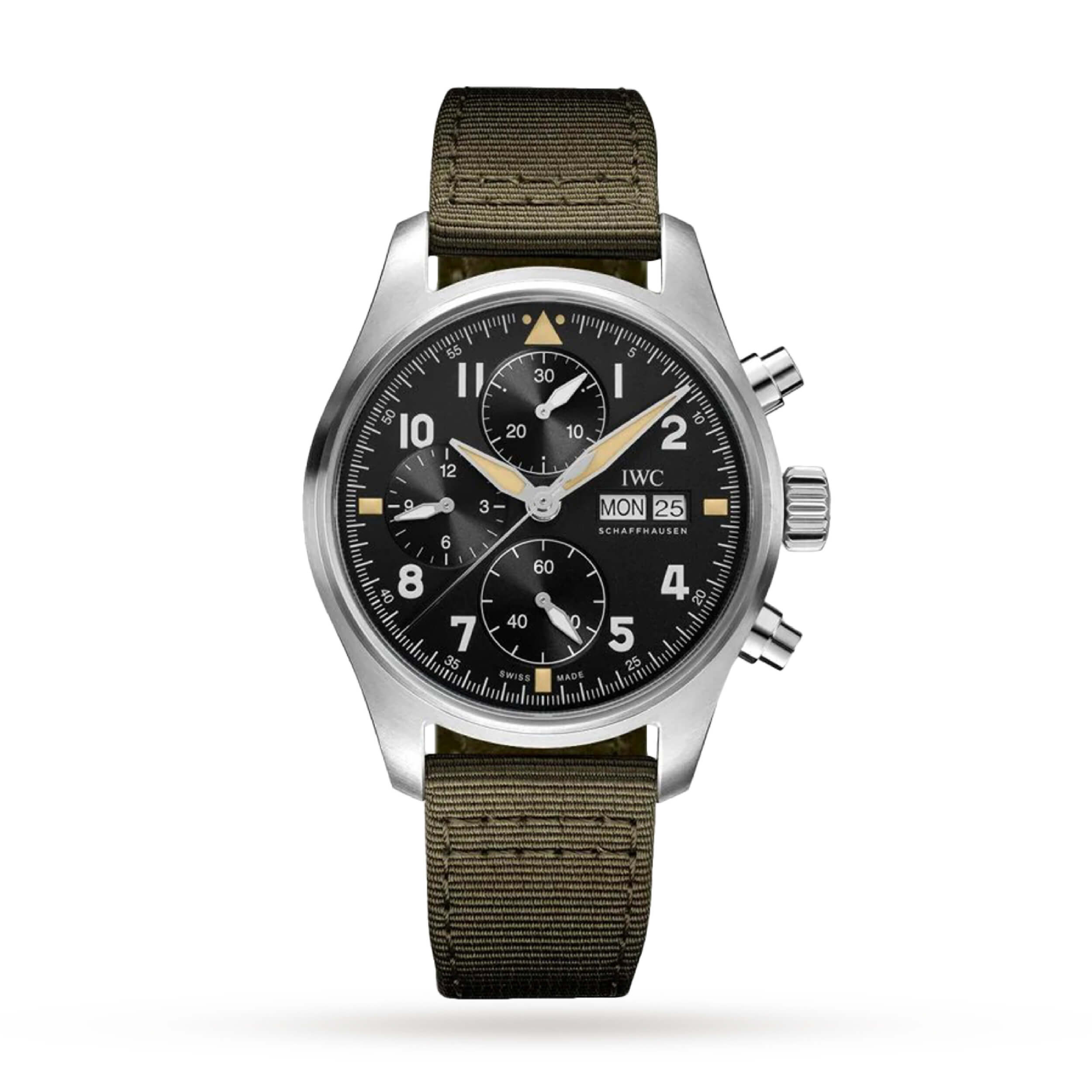 IWC Pilot's Chronograph Spitfire | Best Luxury Chronograph Watches 2021