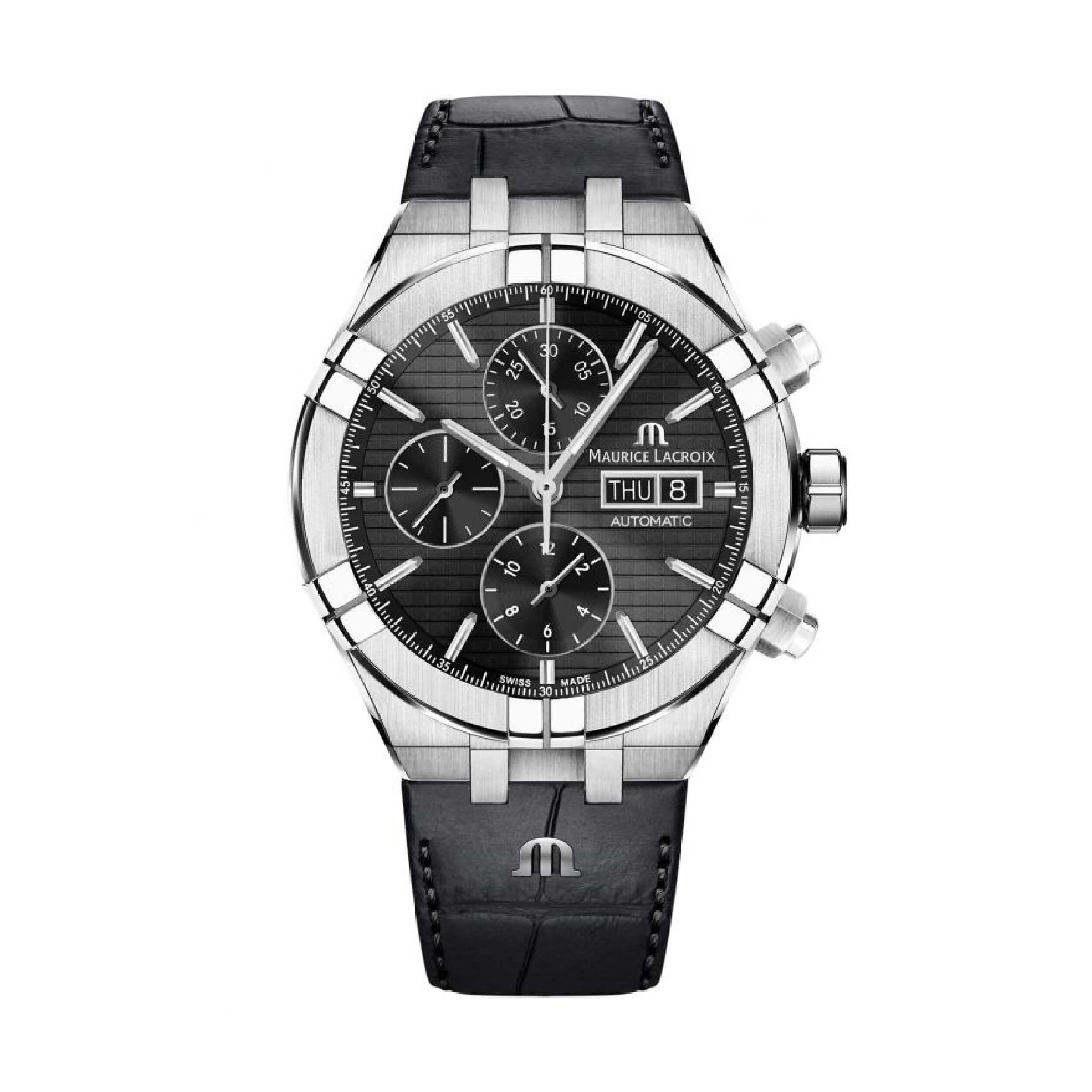 Maurice Lacroix Aikon Automatic Chronograph | Best Chronograph Watches Under 2000