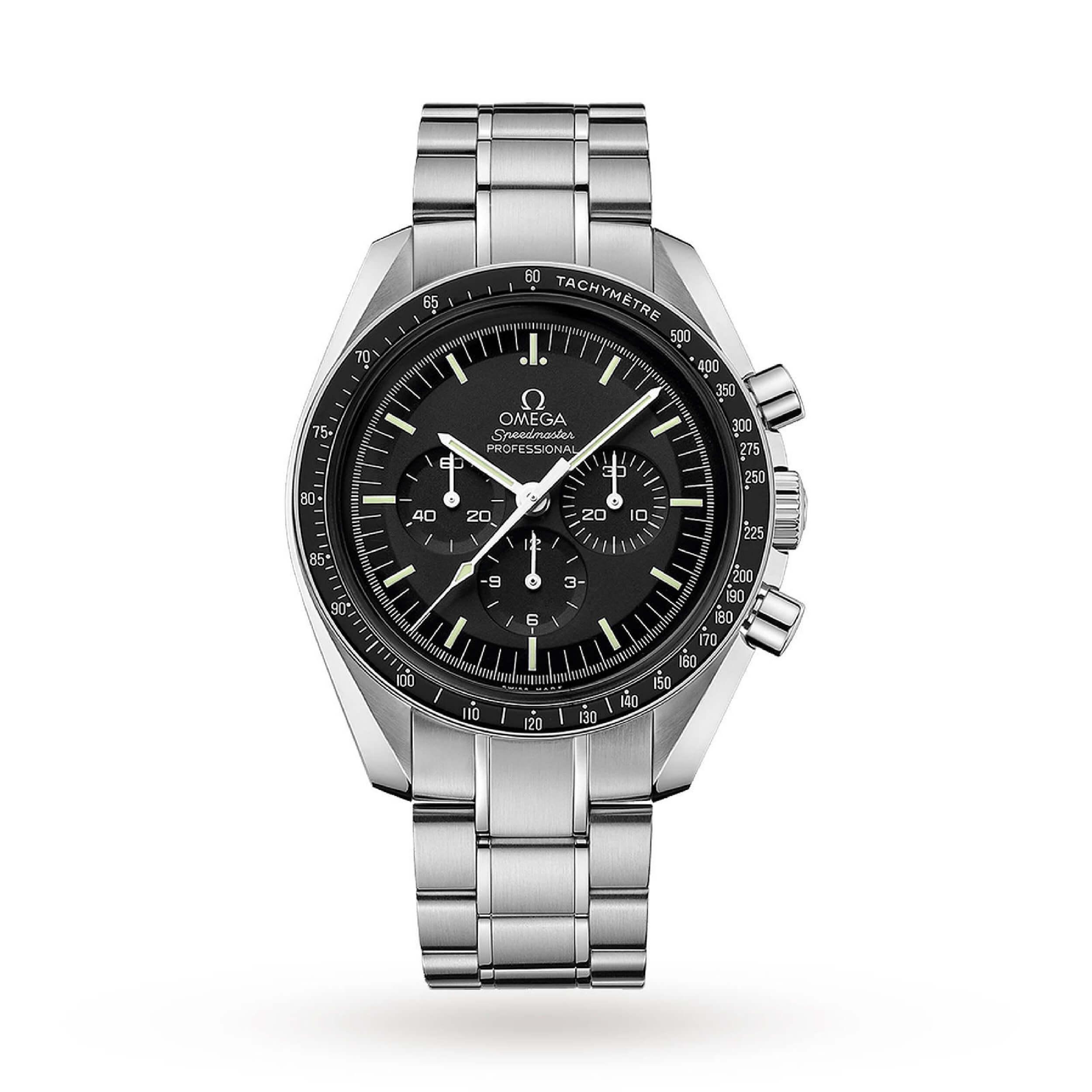 Omega Speedmaster Professional | 5 Iconic Luxury Pilot Watches