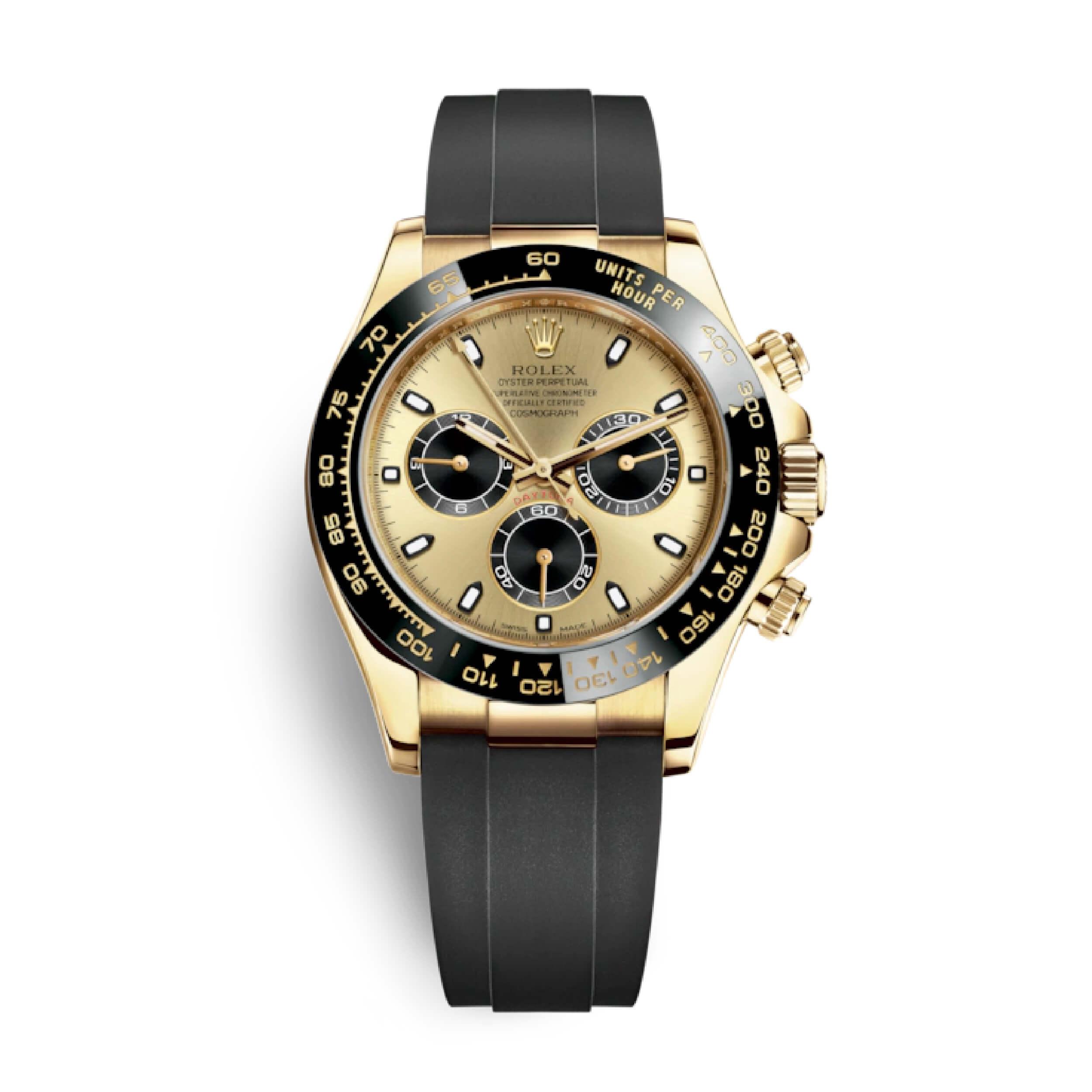 Rolex Cosmograph Daytona | Best Luxury Chronograph Watches 2021