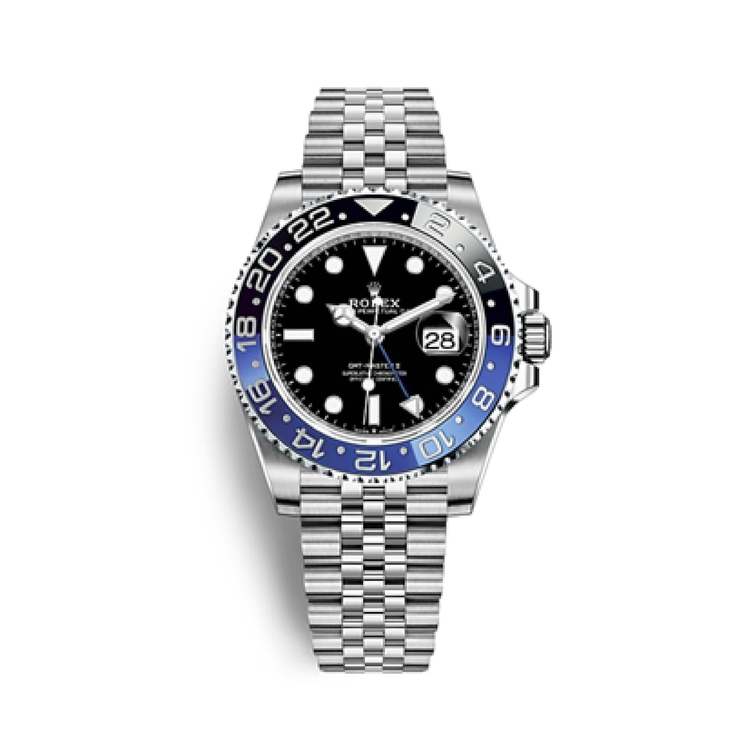 Rolex GMT Master II | 5 Iconic Luxury Pilot Watches
