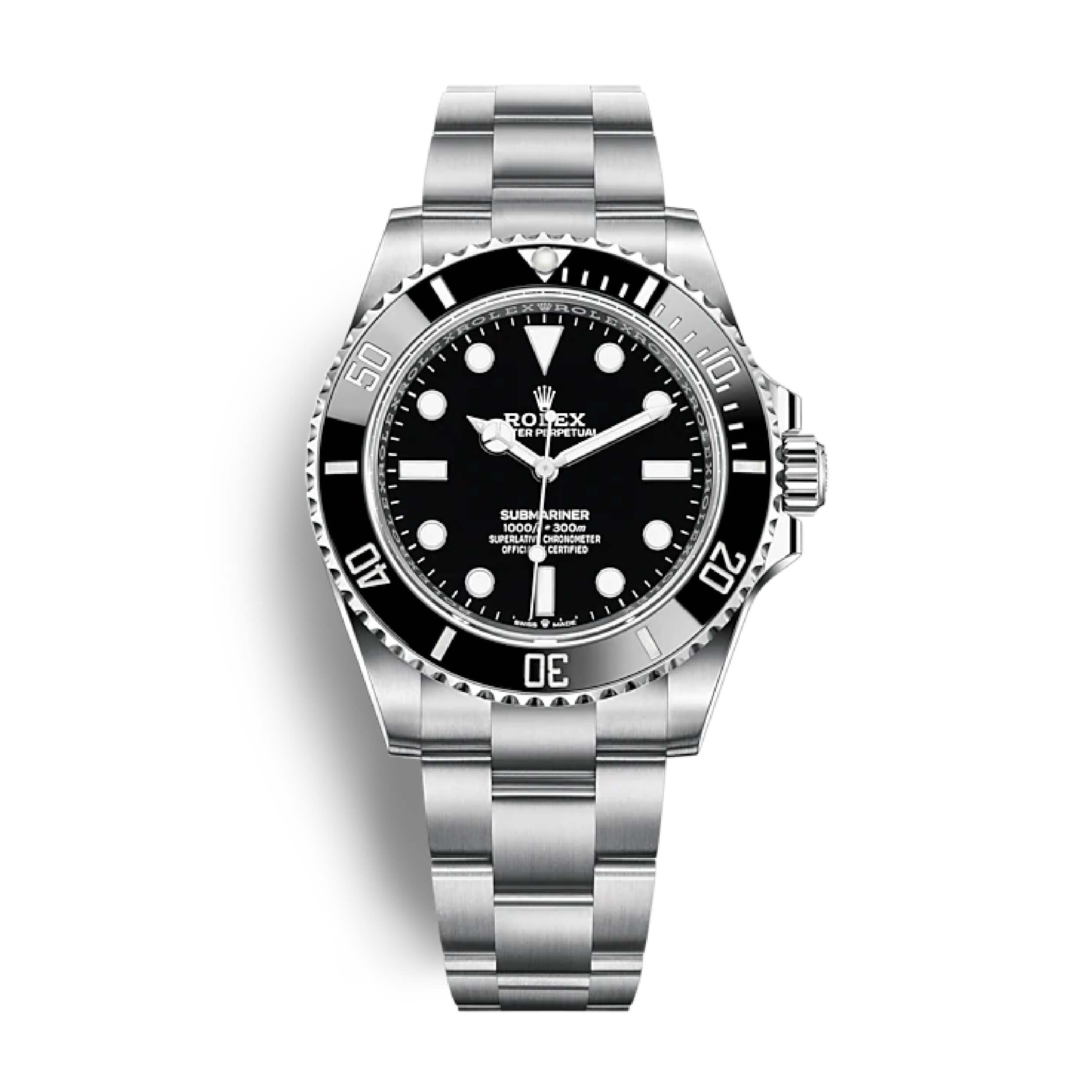 Rolex Submariner No Date Ref 124060 | Best watches under £10000