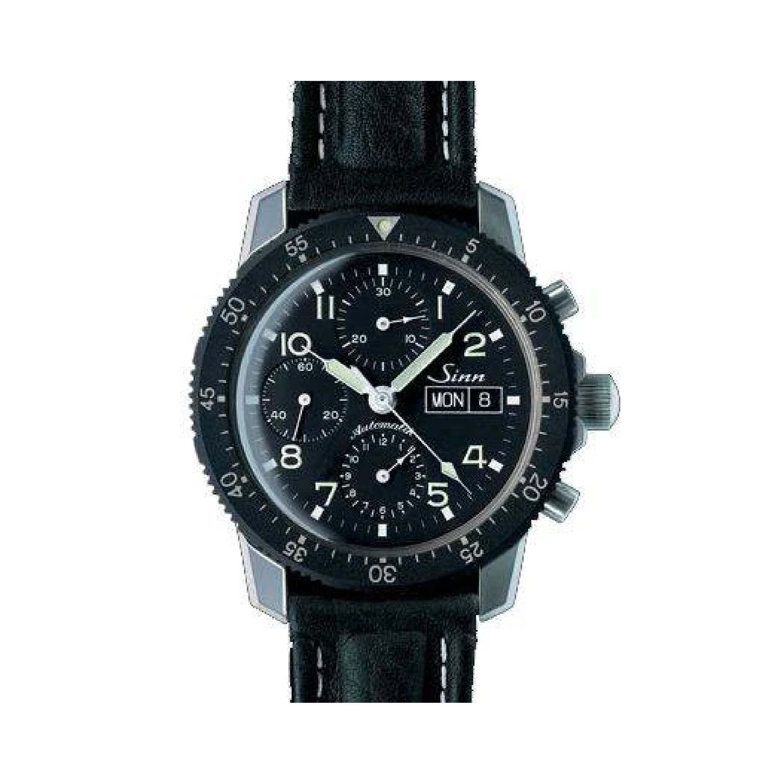 Sinn Flieger Chronograph 103 St | Best Chronograph Watches Under 2000