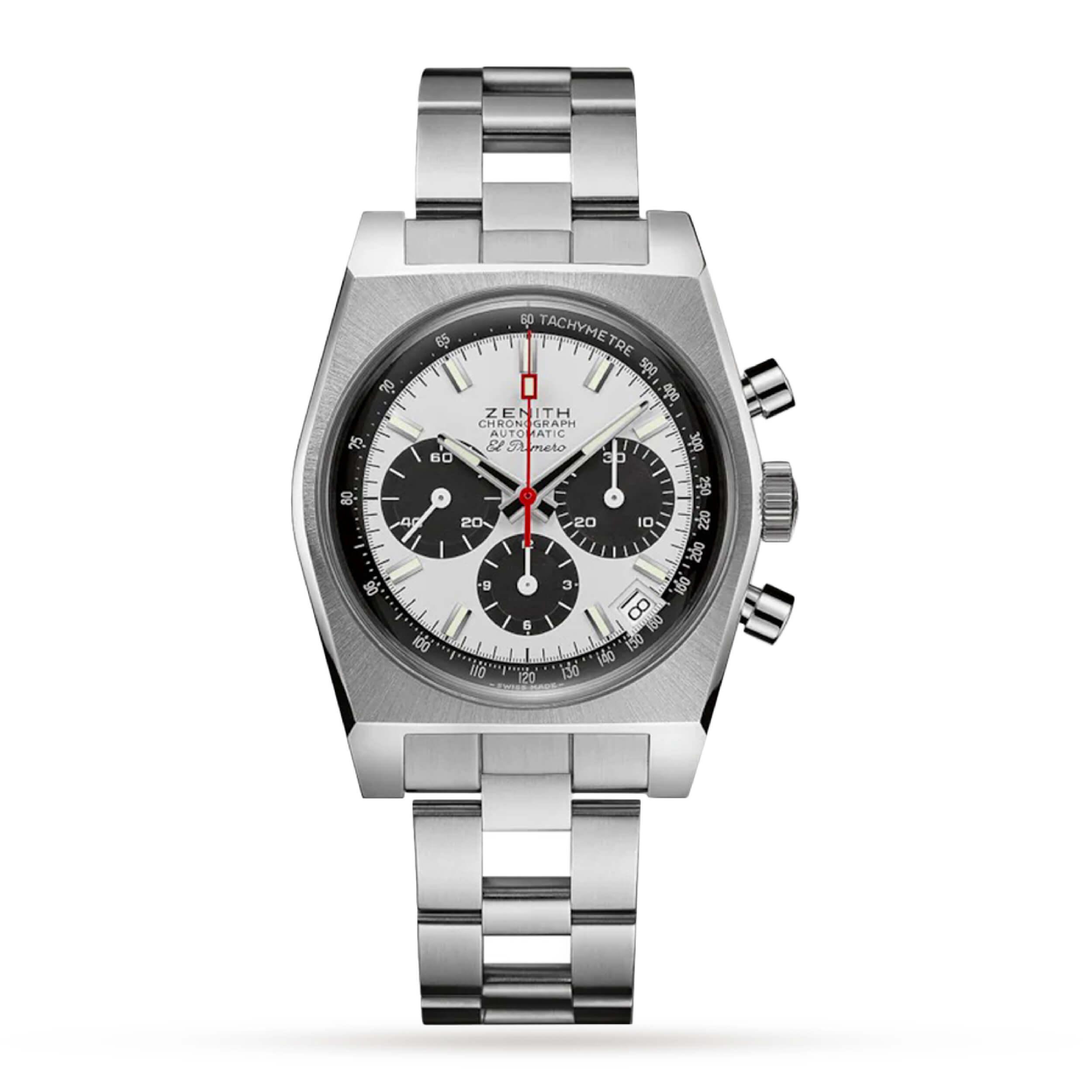 Zenith Chronomaster Revival El Primero | Best Luxury Chronograph Watches 2021