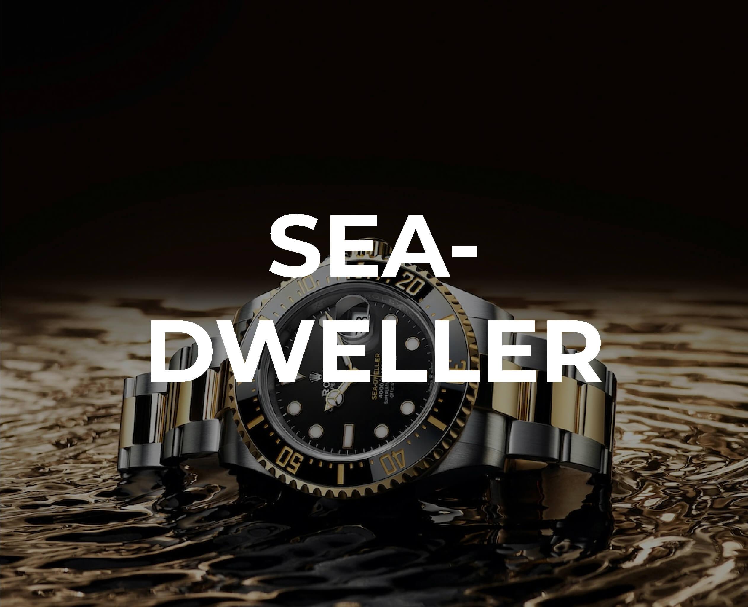 Rolex Sea-Dweller Collection