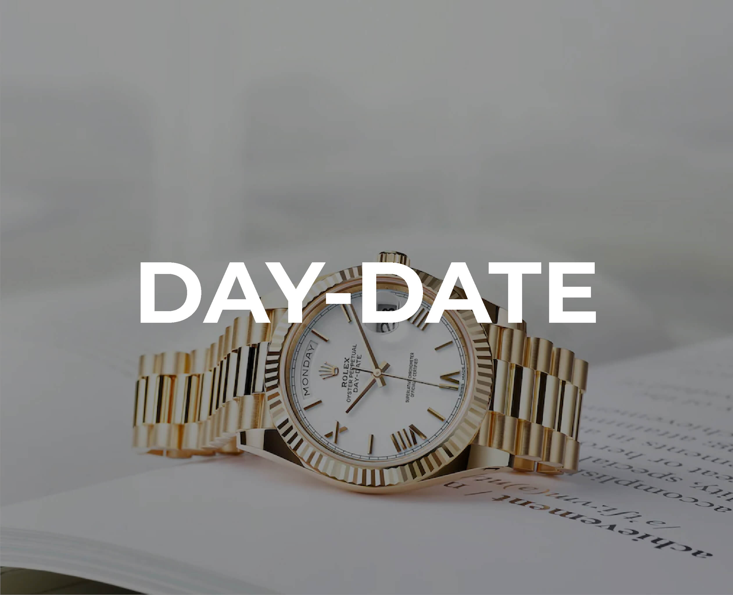 Rolex Day-Date Collection