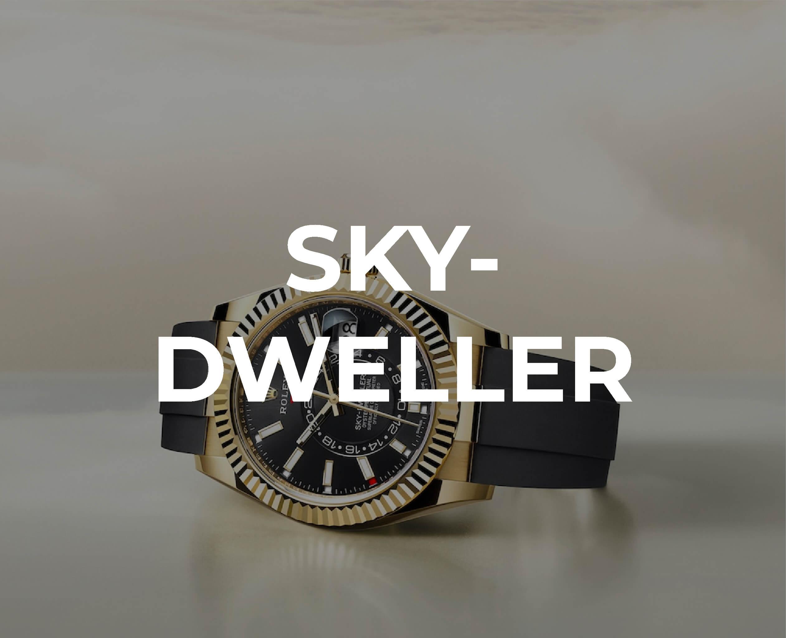Rolex Sky-Dweller Collection