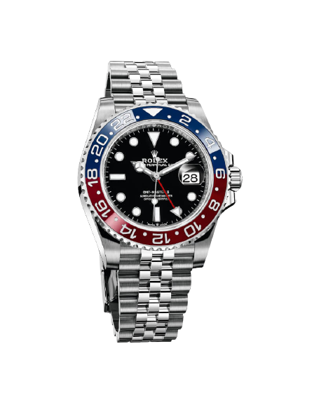 Rolex GMT-Master II Pepsi | Wristwatch360