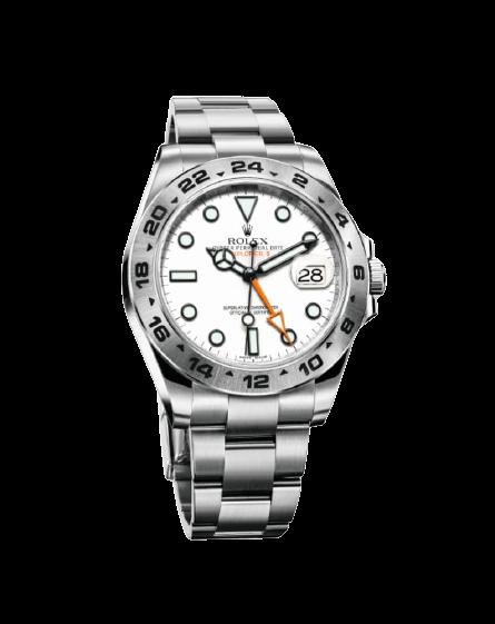 Rolex Explorer II | Wristwatches360