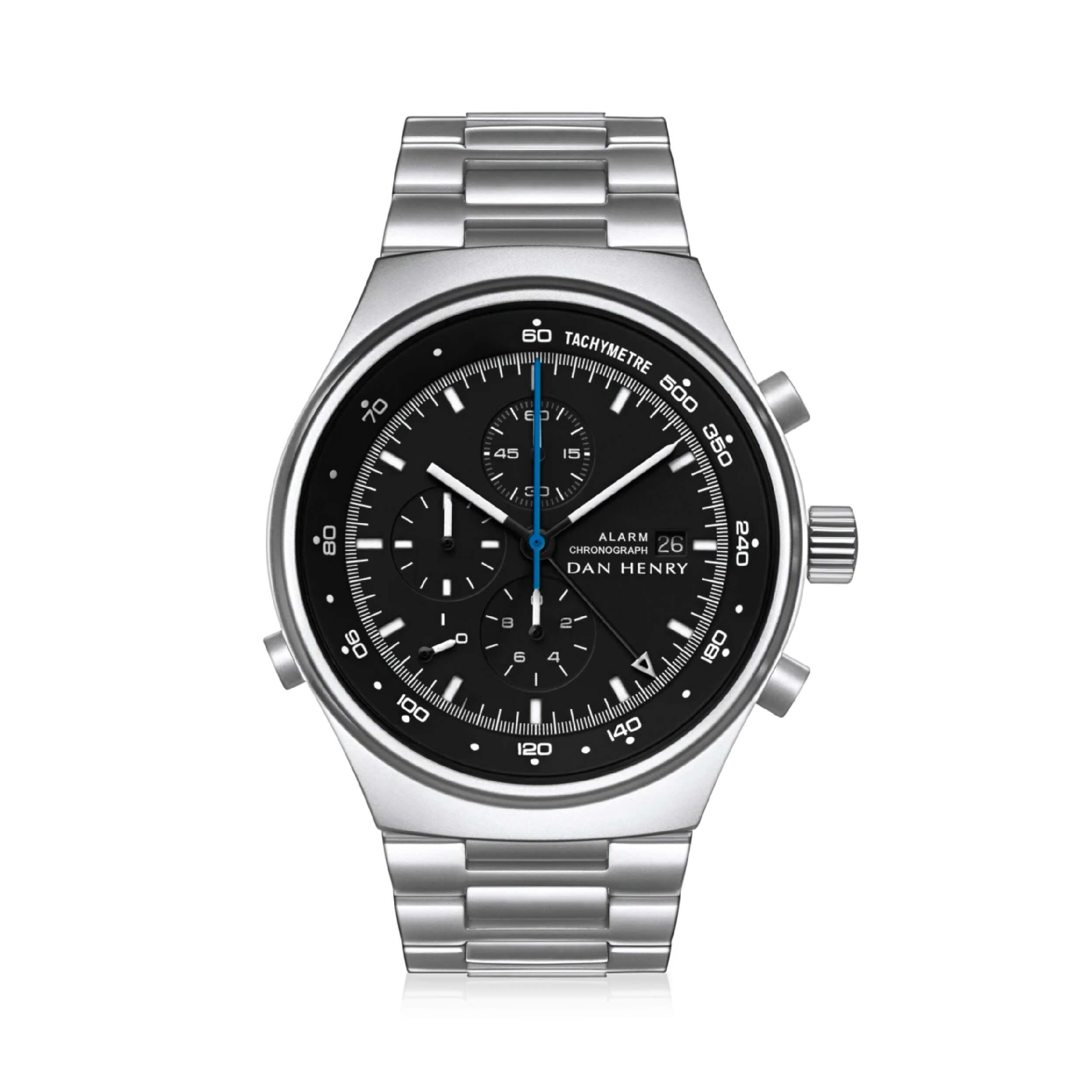 Dan Henry 1972 Chrono Alarm | Best Chronograph Watch Under £500