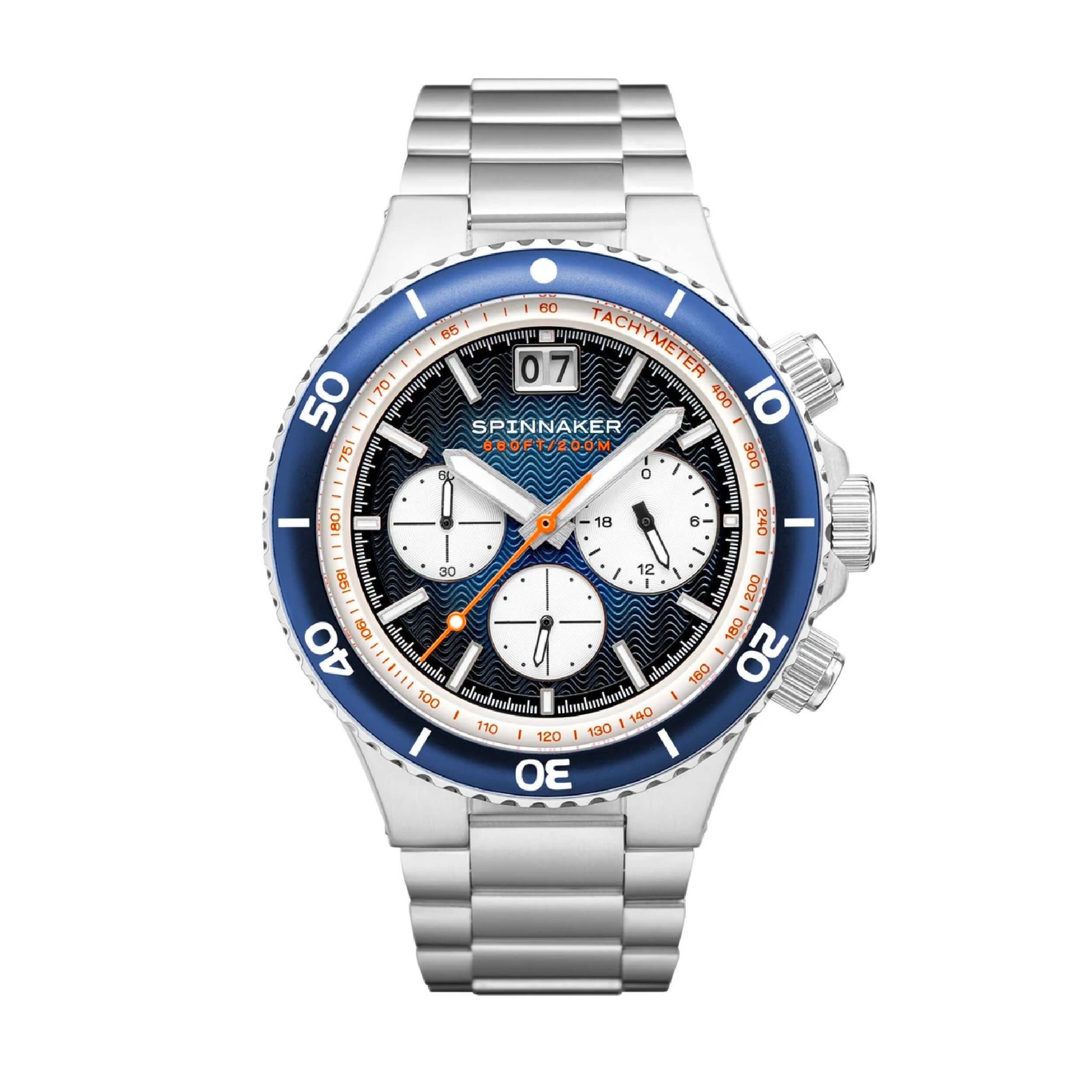 Spinnaker Hydrofoil | Best Chronograph Watch Under £500