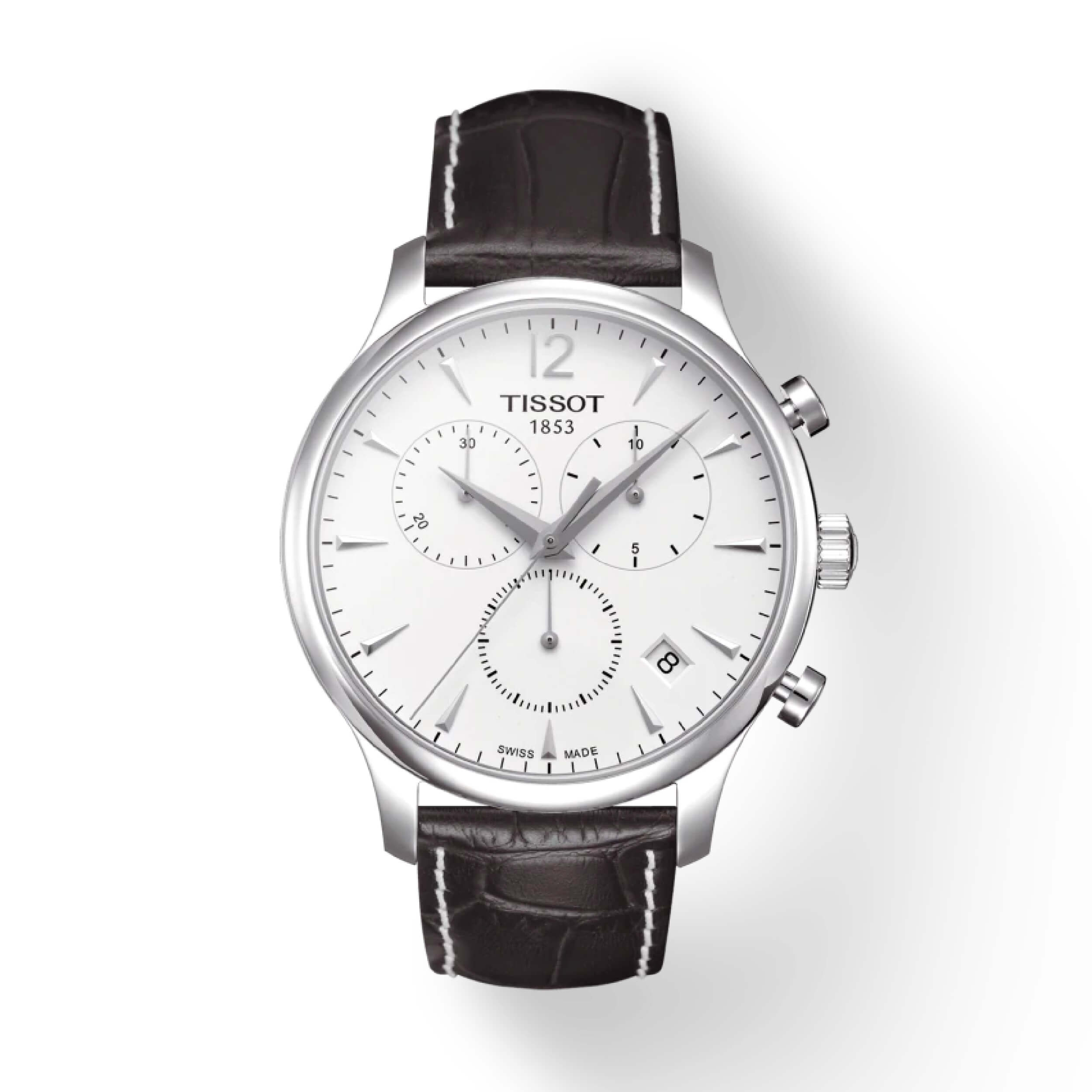 Tissot Traditional Chronograph | Best Chronograph Watch Under £500