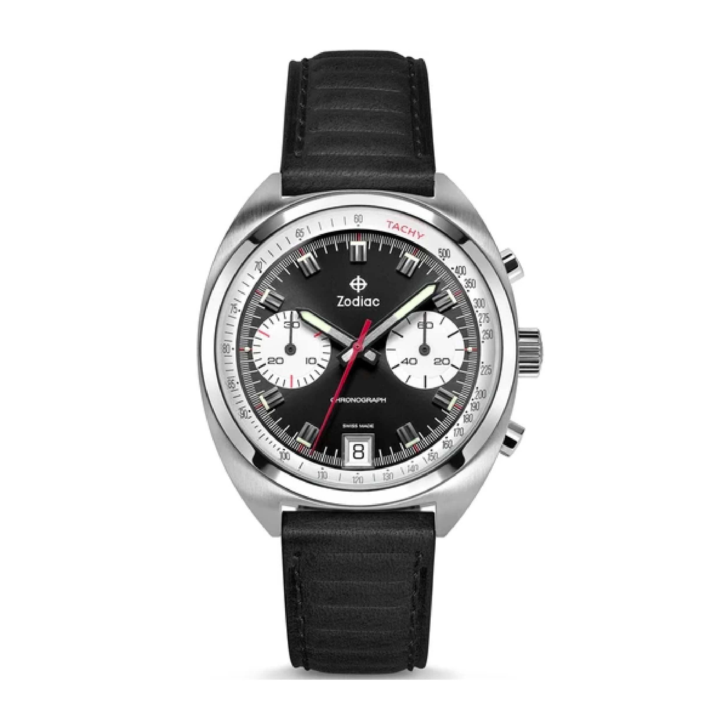 Zodiac Grandrally | Best Chronograph Watch Under £500